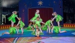 Akrobatik & Bodenturnen 7 - 9 Jahre