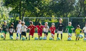 Fußball 7 - 9 Jahre