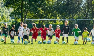 Fußball 5 - 9 Jahre