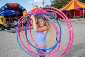 Hoop, Hüpf, Hurra! Hula Hoop, Rope Skipping & Akrobatik 5 - 9 Jahre
