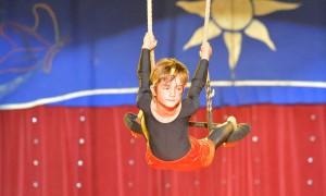 Bunte Woche – Akrobatik, Luftartistik & mehr 10 - 13 Jahre