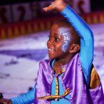 Voller Freude: junger Tänzer beim Showfinale. Foto: Philipp Maier