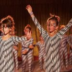 Kleine Tänzerinnen in der Manege. Foto: Philipp Maier
