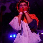 Stark: Teilnehmer des Workshops Kampfkunst & Selbstbehauptung. Foto: Philipp Maier
